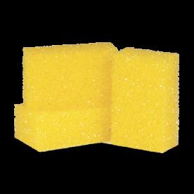 Губка жёлтая для удаления битума FLIEGENSCHWAMM HART Koch Chemie 999037