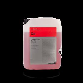 Сильнейший 4х кислотный очиститель колесных дисков QUATTRO ACID STAR XL Koch Chemie  11л 444011
