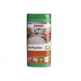 Салфетки для очистки кожи в тубе Sonax 412300