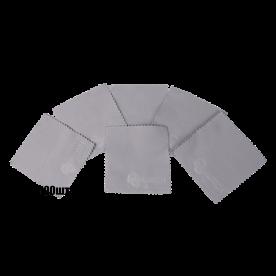 Салфетка для нанесения защитных составов серая AuTech 1шт 10х10см Au-1044/1