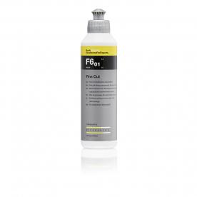 Мелкозернистая абразивная политура Fine Cut F6.01 Koch Chemie 250мл 405250