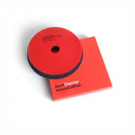 Полировальный круг жесткий Heavy Cut Pad Koch Chemie 150x23мм 999579