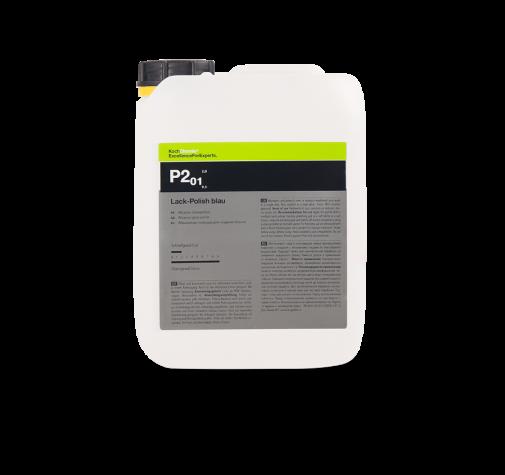 Восковая политура LACK-POLISH BLAU P2.01 Koch Chemie 5л 505