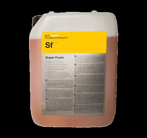 Чистящая пена для моек самообслуживания и ручной мойки Koch Chemie Super Foam 11кг 396011