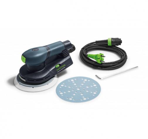 Эксцентриковая шлифовальная машинка ETS EC 150/3 EQ
