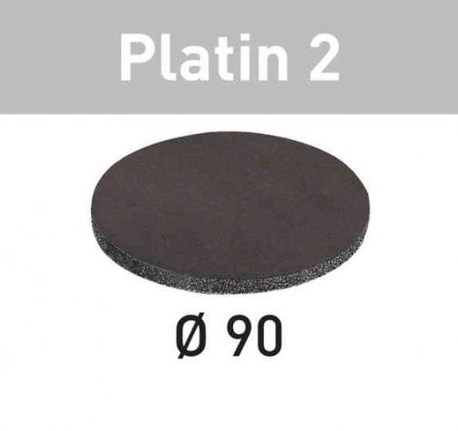 Мат.шлиф. Platin II S 500, компл. из 15 шт. STF D 90/0 S 500 PL2 15X