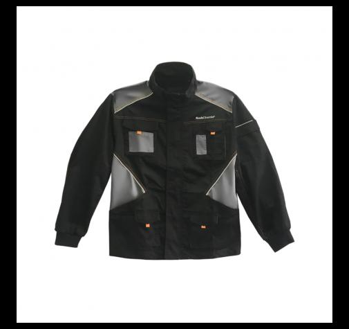 Проф. одежда для мойщиков авто КУРТКА черная размер M