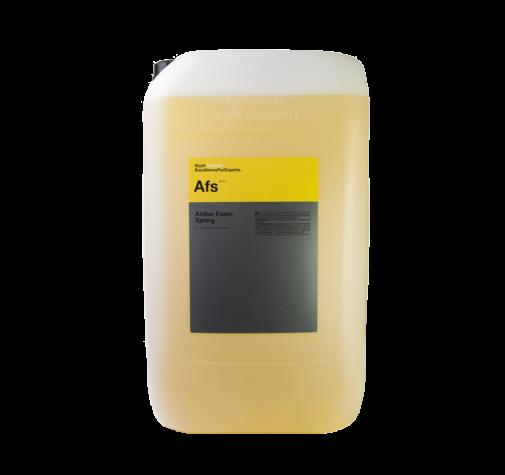 Высококонцентрированный активный шампунь Active Foam Spring Koch Chemie 33л 320033