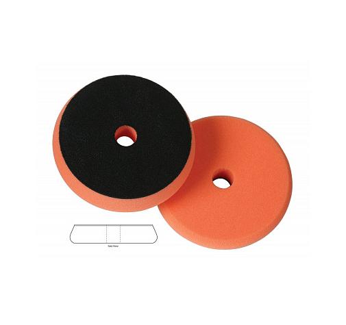 Полировальный диск поролон режущий 76-28650-152 Force disc orange hybrid foam heavy cutting pad 165*