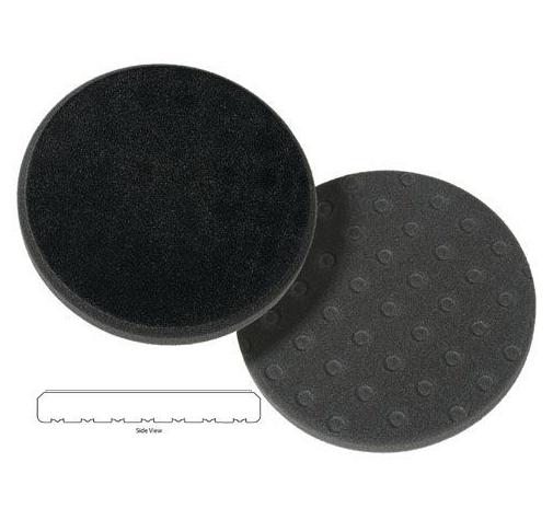 Полировальный диск поролон финишный 78-72350 черный 80mm