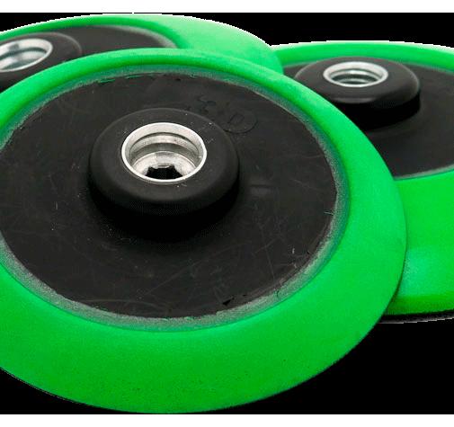 Подложка для полировальной машинки с мягкими краями 146мм Flexible Backing Plate 146mm