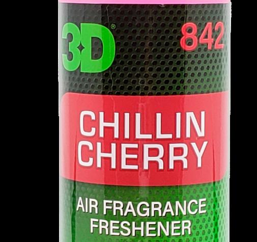 Освежитель воздуха для салона с ароматом вишни 3D (0.41 д) - Cherry Scent 842OZ16