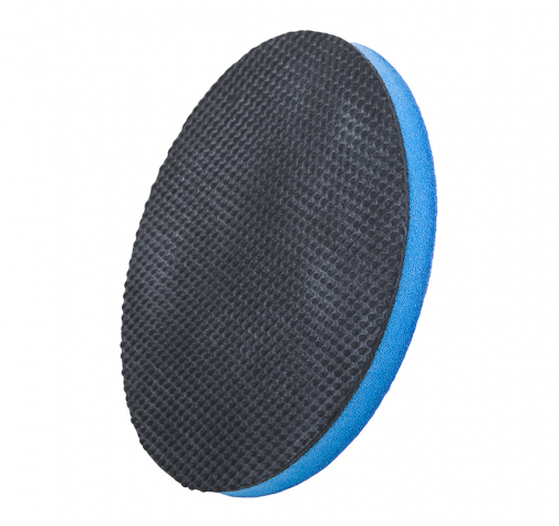 80 мм СИНИЙ очищающий диск с полимерной глиной (автоскраб)