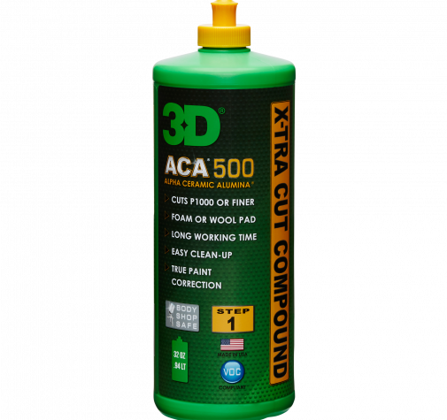 Паста для сверхбыстрой полировки 0,95 л - 3D ACA X-TRA CUT Compound