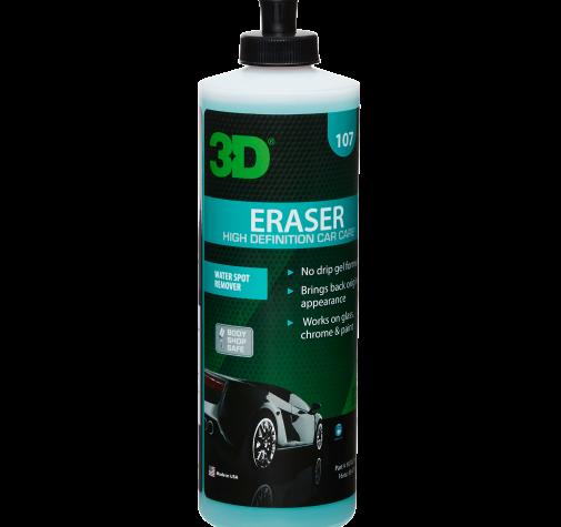 Гель для удаления пятен воды и водного камня 0,47 л - 3D Eraser Water Spot Remover