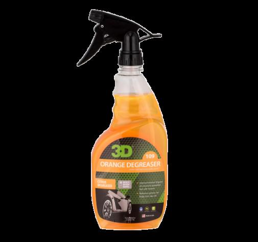 Очиститель для интерьера и экстерьера 0,71 л - 3D Orange Citrus Degreaser