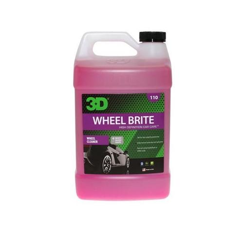Концентрированный очиститель дисков 3,785 л - 3D Wheel Brite