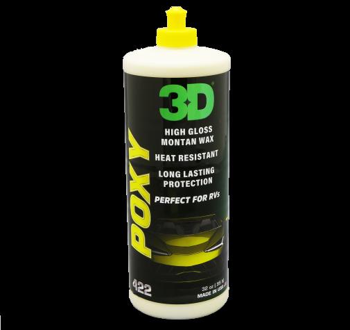 Воск-герметик 0,41 л - 3D HD POXY