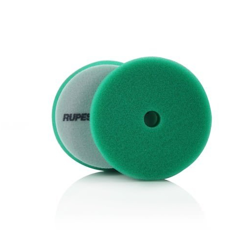 Полировальный поролоновый диск средней жетскости зеленый 80/100мм RUPES BF100J