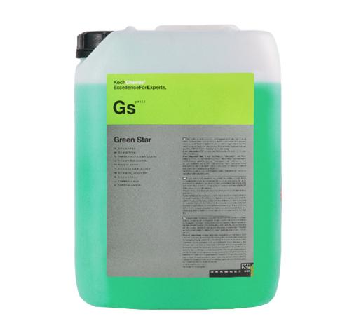 Универсальное щелочное средство для первичной мойки поверхностей Green Star Koch Chemie 11л 25011