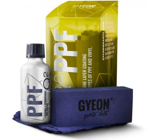 Керамическое покрытие для PPF пленок комплект 50ml GYEON PPF Q² GYQ537