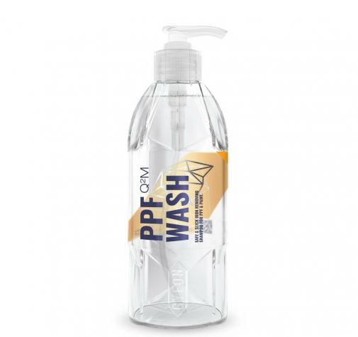 Ручной шампунь для PPF пленок с индикатором GYEON PPF Wash Q²M 400ml Концентрат 1:500 GYQ539