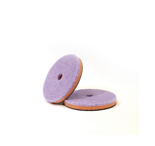 Гибридный меховой полировальный диск 125mm