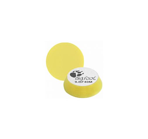 Диск полировальный поролоновый мягкий желтый 34/40мм RUPES BF40M