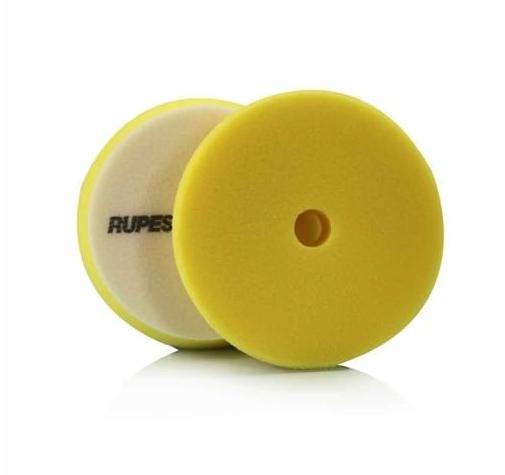 Диск полировальный поролоновый мягкий желтый 130/150мм RUPES BF150M