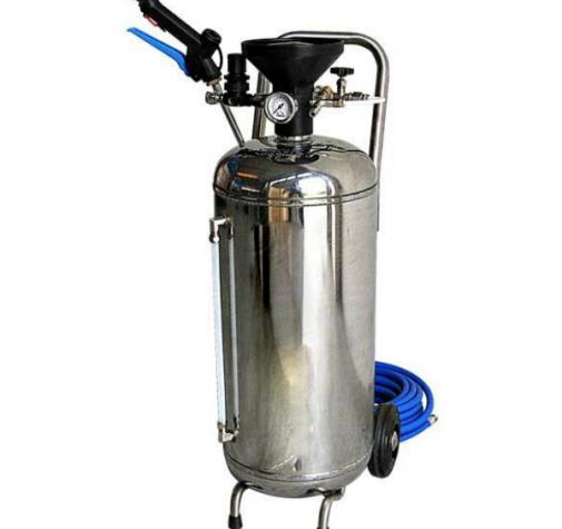 Пеногенератор 25л (нержавеющая сталь)  TOR