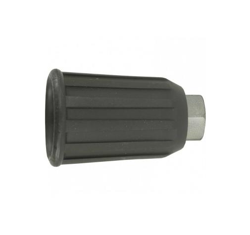 Пластиковая защита форсунки, 400bar, 1/4внут, оцинк.сталь