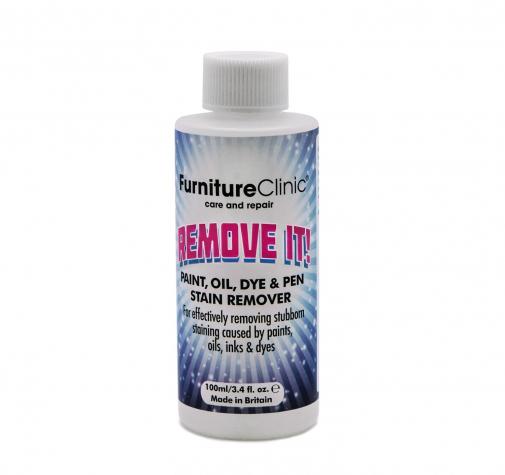 Средство для удаления пятен с ткани Remove It! (масло, краски и чернила)