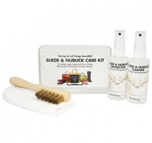 Набор для ухода за изделиями из замши и нубука (Suede & NuBuck Handbag Care Kit)