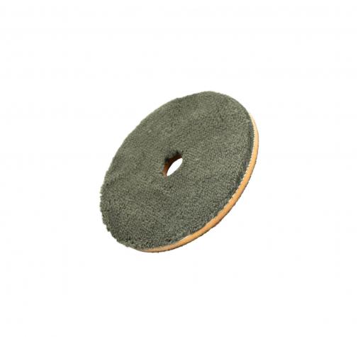 Экстра режущий микрофибровый полировальный диск 130 мм CЕРЫЙ FlexiPads