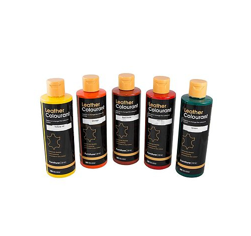 Краска для кожи черная (Black HC) (Leather Colourant) 500ml