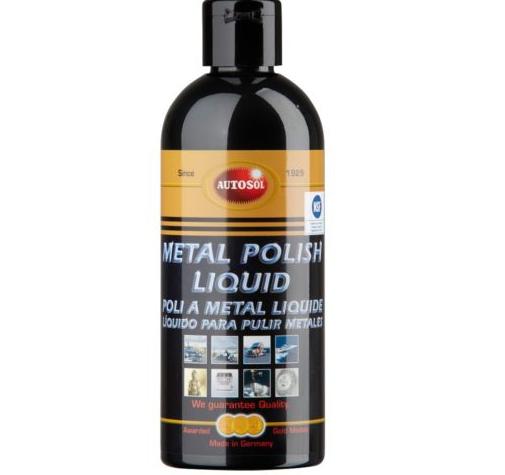 Полироль-эмульсия для металлов Autosol, 250мл