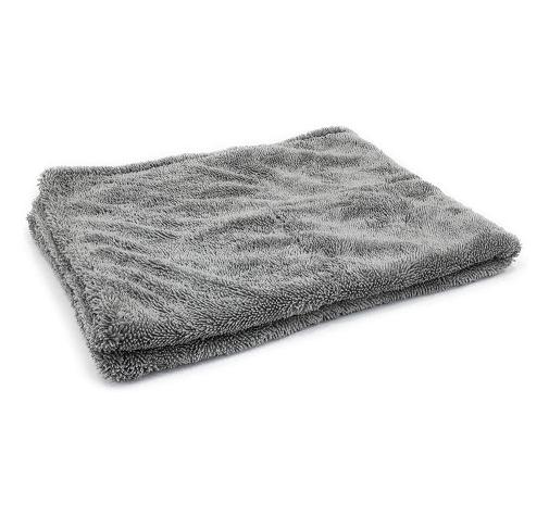 Микрофибровое полотенце для сушки автомобиля DOUBLE TWIST Dry Monster XL