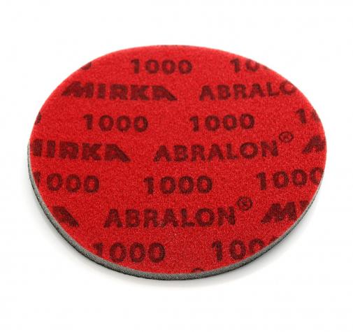 Шлифовальный круг на тканево-поролоновой основе Abralon 150mm P1000