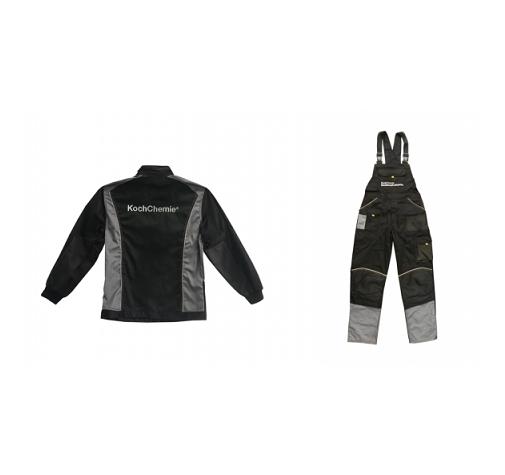 Одежда для мойщиков КОМПЛЕКТ черный размер XL