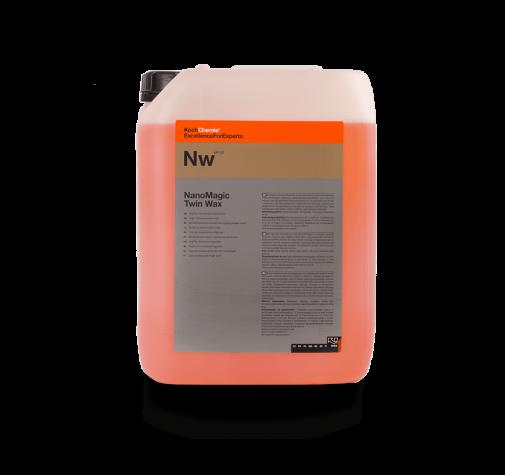 Осушитель консервант с высоким содержанием полирующих компонентов NanoMagic Twin Wax Koch Chemie 10л