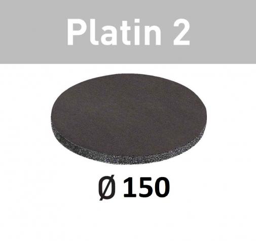 Шлифовальный круг Festool Platin II STF D150/0 S500 PL2/1 492369/1