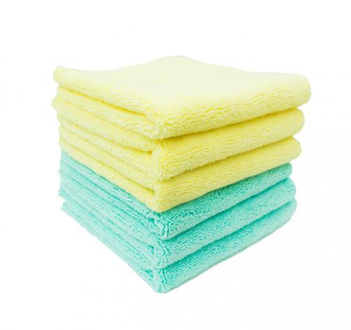 Полотенце для располировки PURESTAR Two face edge less buffing towel 40х40см 2шт PS-B-006-2