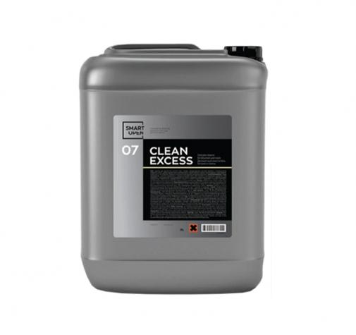 Деликатный очиститель битума и смолы 07 CLEAN EXCESS SmartOpen 5л 15075