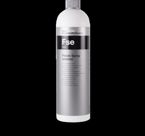 Экспресс блеск и удаление известковых пятен Finish Spray exterior Koch Chemie 1л 285001