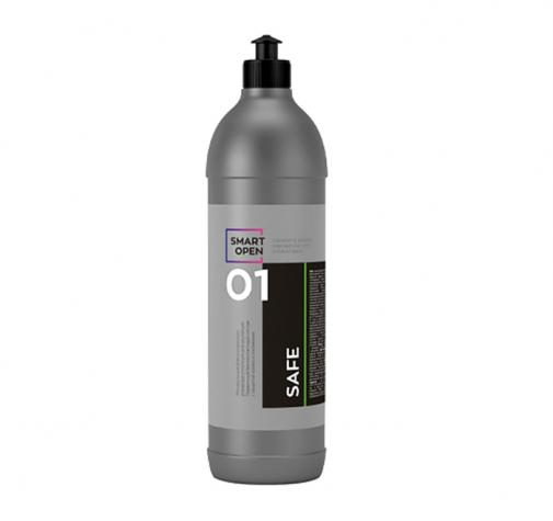 Первичный бесконтактный состав с защитой хрома и алюминия 01 SAFE SmartOpen 1л 15011