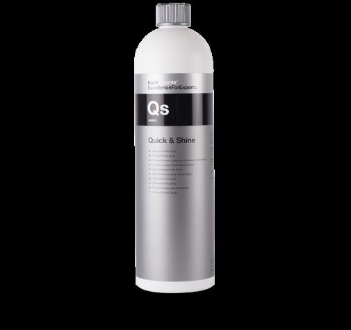 Универсальное средство для быстрого восстановления поверхности QUICK & SHINE ELEGANT Koch Chemie 1л
