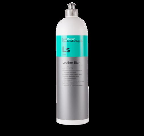 Молочко-эмульсия для ухода за кожаными поверхностями Leather Star Koch Chemie 1л 238001