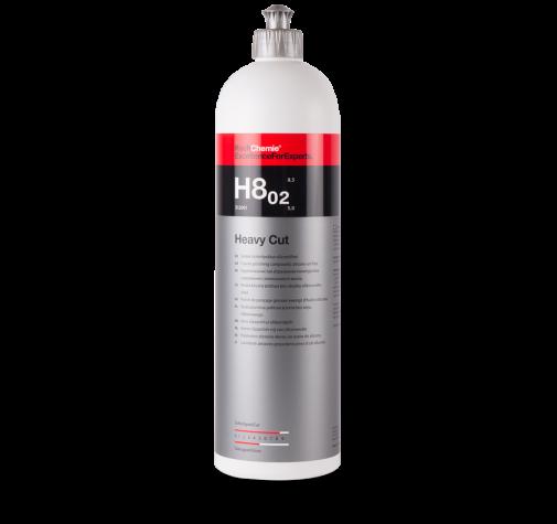 Паста полировальная HEAVY CUT H8.02 Koch Chemie 1л 312001