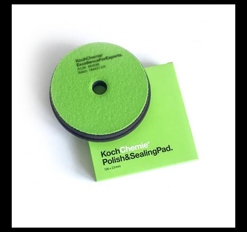 Koch Chemie Polish & Sealing Pad - полировальный круг 126 x 23 mm
