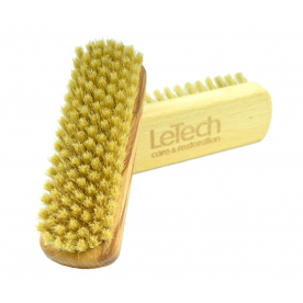 Щетка для чистки кожи LeTech Premium (LeTech Leather Brush Premium) EXPERT LINE